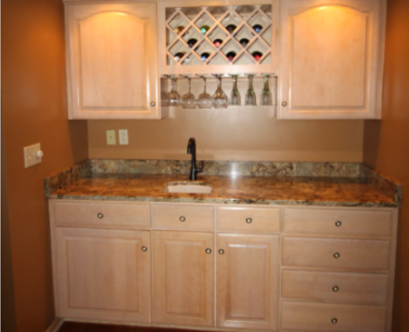 interior design and remodel project in Cary Il