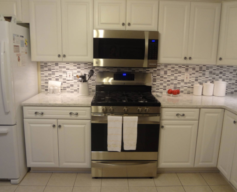 interior design and remodel project in Loves Park Il