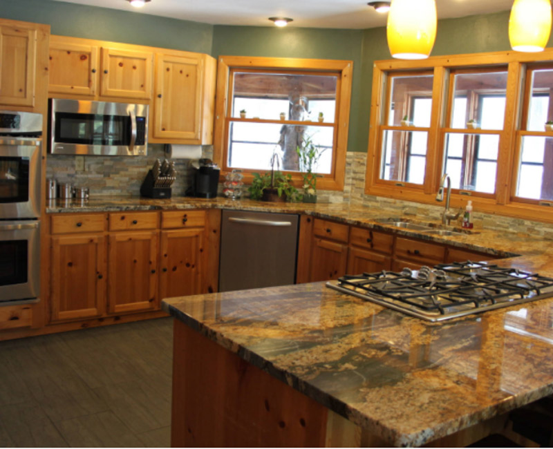 interior design and remodel project in Machesney Park Il
